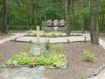 第二次世界大戦で戦死した人々の墓