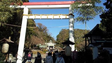 鎌倉宮に移動