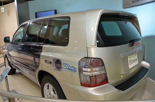 FC車のコンセプトカー