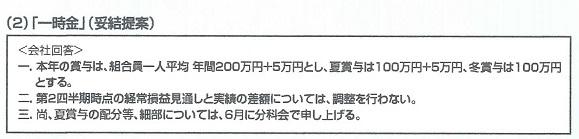 40 トヨタ 13春闘回答