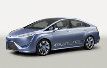 燃料電池車 トヨタHP