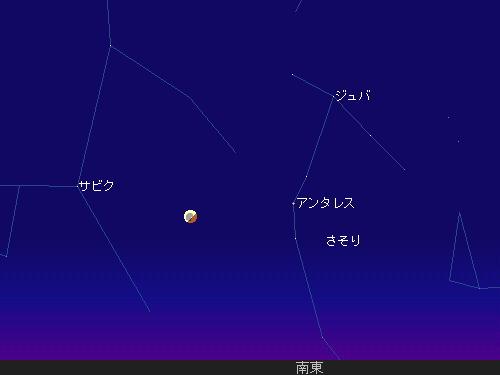 201206 4 部分月食星図3