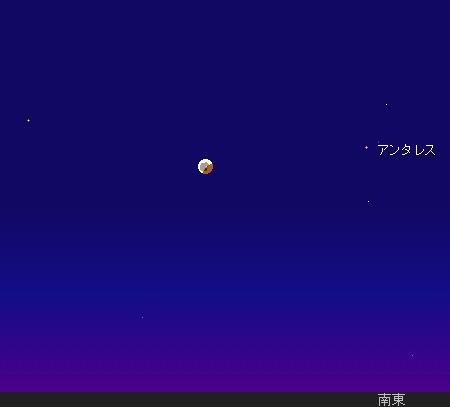 201206 4 部分月食星図2
