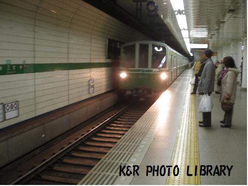 地下鉄三宮駅