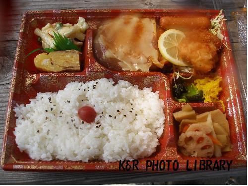 O夫の昼食