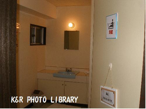 浴室1入り口
