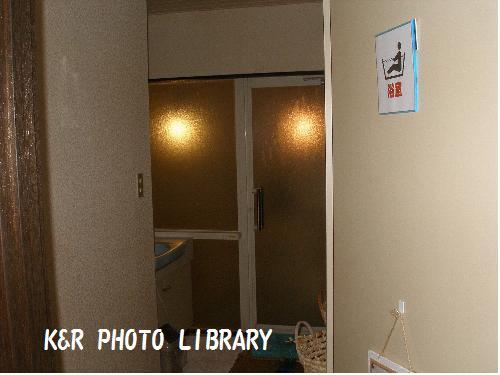 浴室2入り口