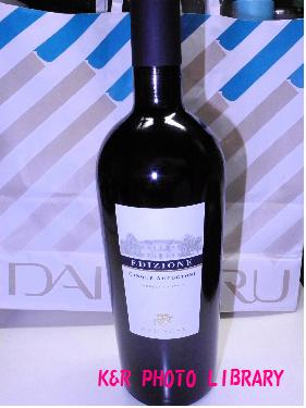 シューマッハ愛飲のワイン