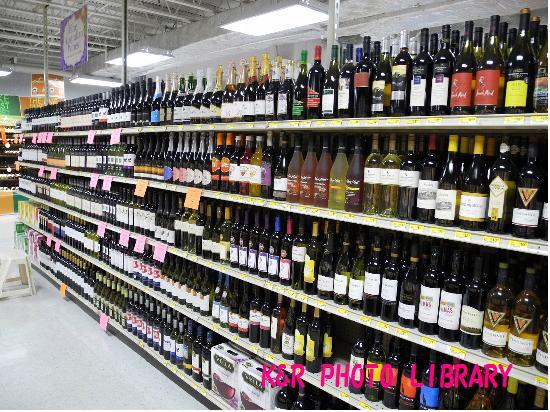 ワインコーナー