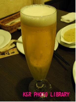 不明なビール