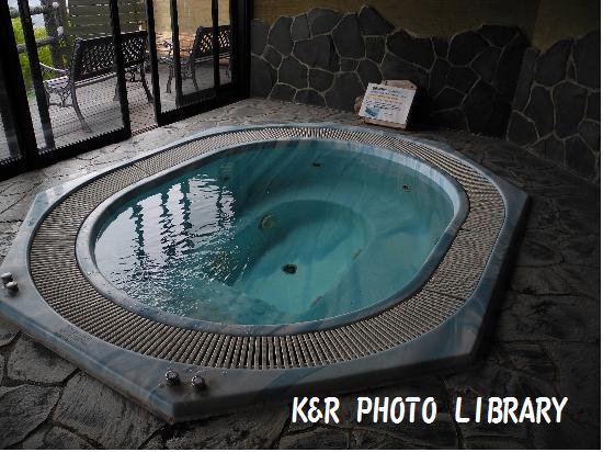 炭酸温泉浴
