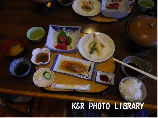 7月20日大瀬崎夕食