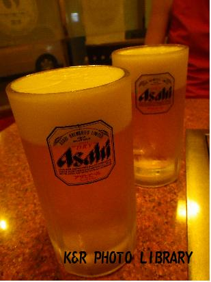 7月26日生ビール