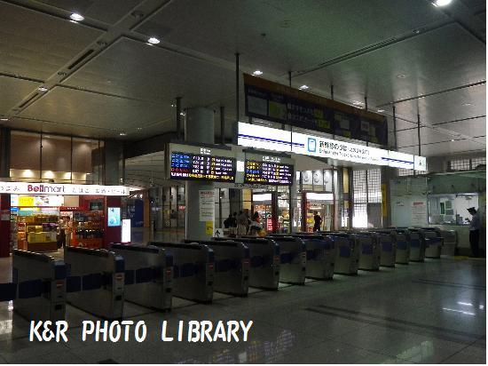 8月16日品川駅1