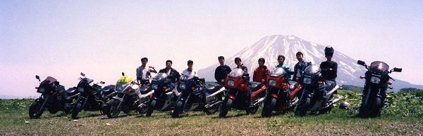 北海道忍者会/羊蹄山