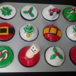 picnic cupcake
