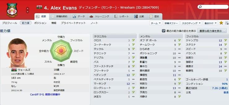 Alex Evans2011