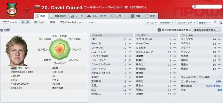 David Cornell2014