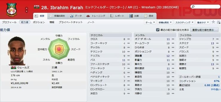 Ibrahim Farah2013