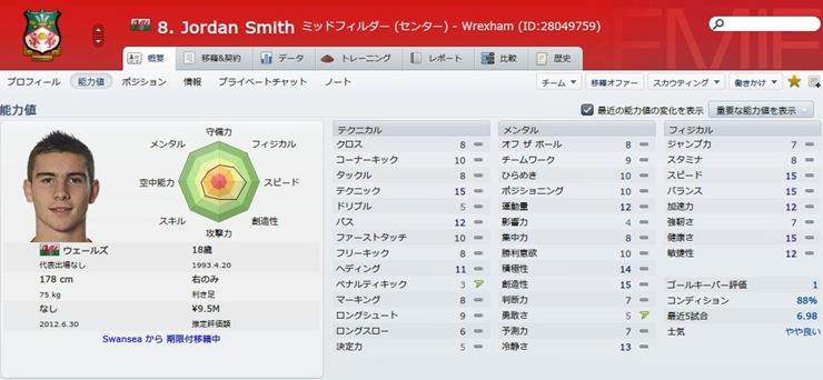 Jordan Smith2011