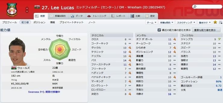 Lee Lucas2014