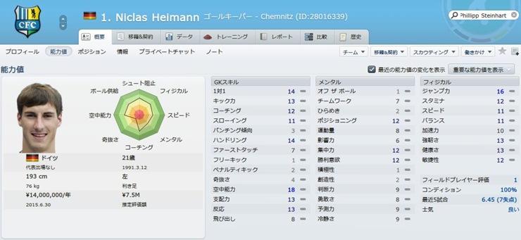 Niclas Heimann2012