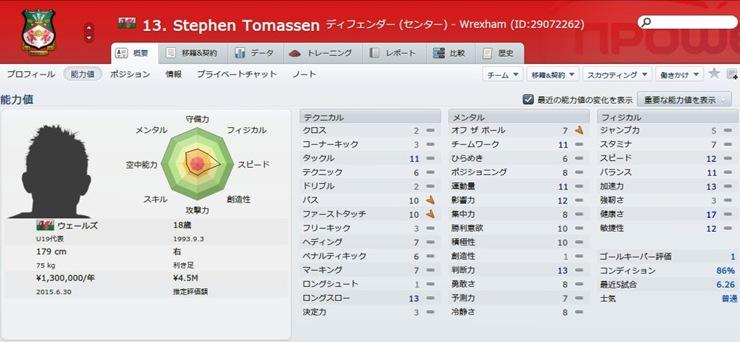 Stephen Tomassen2012