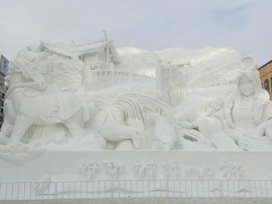 2013雪まつり01