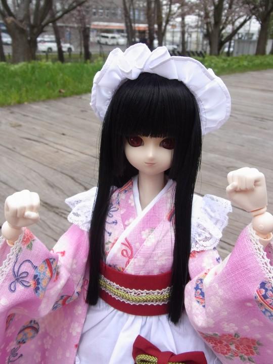 植物園 桜09