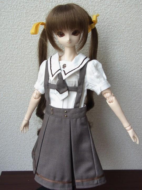 ミッションスクール夏制服セット04