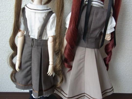 ミッションスクール夏制服セット07