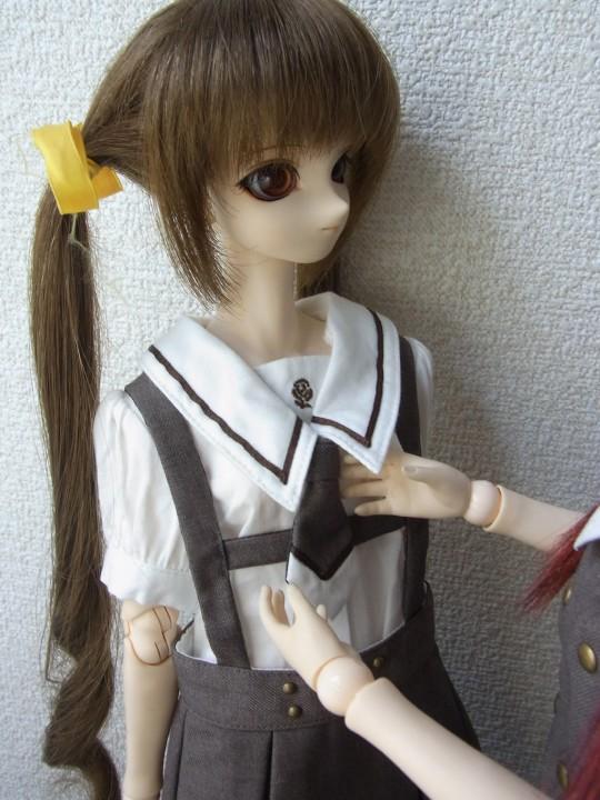 ミッションスクール夏制服セット11