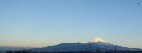 2013初富士~南アルプス