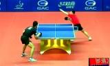 【卓球】 吉田海偉VSカンフィフン中国オープン2012