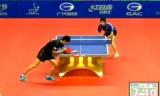 【卓球】 村松雄斗VSアラミヤン 中国オープン2012