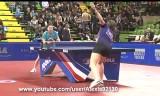【卓球】 呉佳多VSパブロビッチ 2012ヨーロッパトップ12