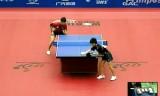 【卓球】 木造勇人VS李佳陞 (U21) ジャパンオープン2012