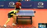 【卓球】 葉致緯VSパーソン(一般) ジャパンオープン2012