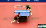 【卓球】 吉田雅己 VS Mカールソン(U21) ジャパンオープン2012