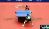 【卓球】 酒井明日翔VS Kカールソン(U21)ジャパンオープン2012