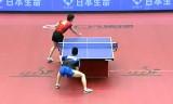 【卓球】 水谷隼VS李尚洙 (2回戦) ジャパンオープン2012