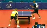 【卓球】 MカールソンVSコルベル ジャパンオープン2012