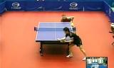 【卓球】 丹羽孝希VSシバエフ(3回戦)ジャパンオープン2012