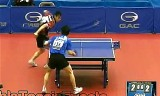 【卓球】 上田仁VS陳建安(準々決勝)ジャパンオープン2012