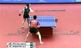 【卓球】 水谷隼VS柳承敏(準々決勝)ジャパンオープン2012