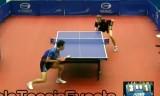 【卓球】 朱世赫VSシバエフ(準々決)ジャパンオープン2012