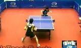 【卓球】 上田仁VS鄭栄植(U21/決勝)ジャパンオープン2012