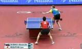 【卓球】 水谷隼VSシバエフ(準決勝)ジャパンオープン2012