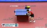 【卓球】 水谷隼VSシバエフ(完全版)ジャパンオープン2012
