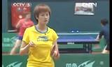 中国NTオリンピックに向けて秘密練習動画